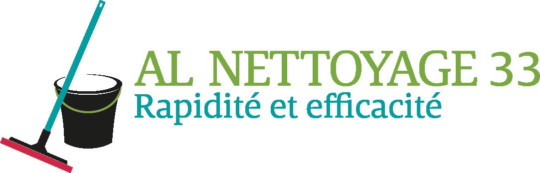 Logo vectoriel AL NETTOYAGE 33